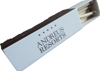 Andreus Resort Kibrit