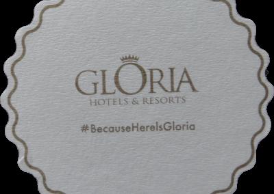 Gloria Bardak Altlığı