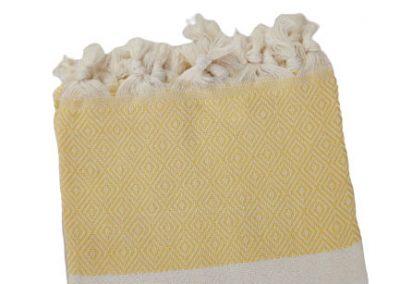 Pestemal Elmas Sarı